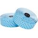 Bontrager Cork Handlebar Tape Dots Blue